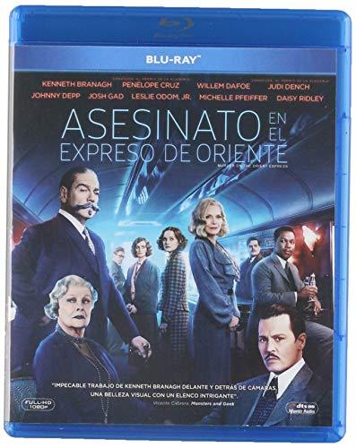 Asesinato en El Expreso de Oriente (Blu-ray) (blu_ray)