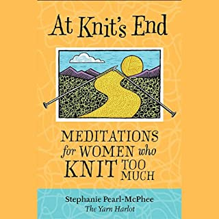 At Knit's End cover art