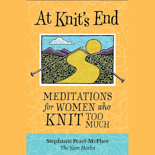 At Knit's End audiobook cover art