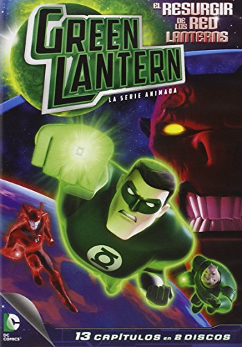 Rise Of The Red Lanterns, Temporada 1 (2 DVDs)