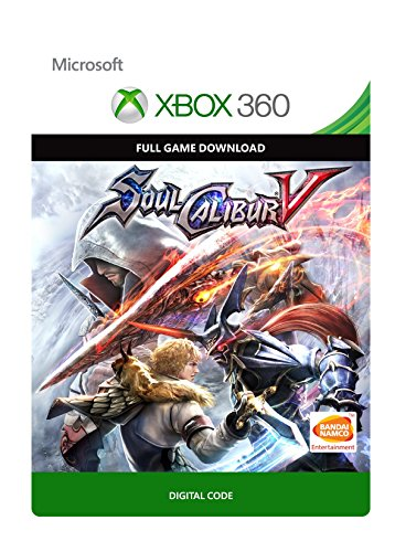 Soulcalibur V [Vollversion] [Xbox 360 - Download Code]
