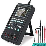 Oscilloscopio, strumento di test universale 3 in 1, oscilloscopio + generatore di forme d'onda + multimetro, batteria al litio di grande capacità (70 MHz + 2CH + DMM +AFG)