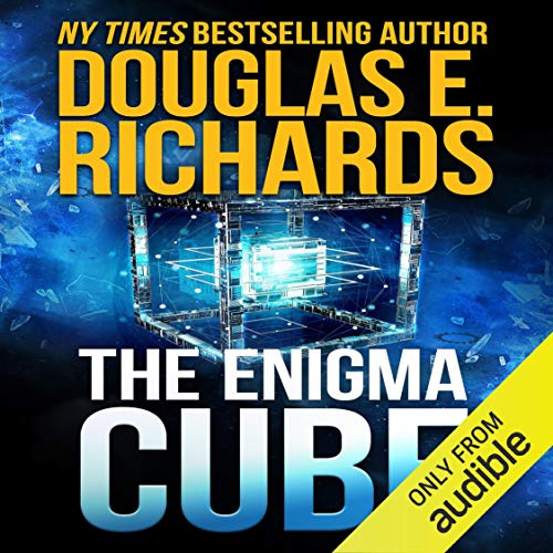 The Enigma Cube cover art