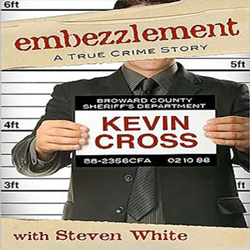 Embezzlement audiobook cover art