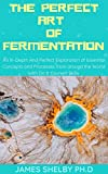 THE PERFECT ART OF FERMENTATION : An In-Depth And Perfect Exploration of Essential Concepts and Processes from around the World With Do It Yourself Skills