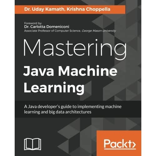 Java Machine Learning: Amazon com