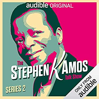 The Stephen K Amos Talk Show (Series 2) cover art