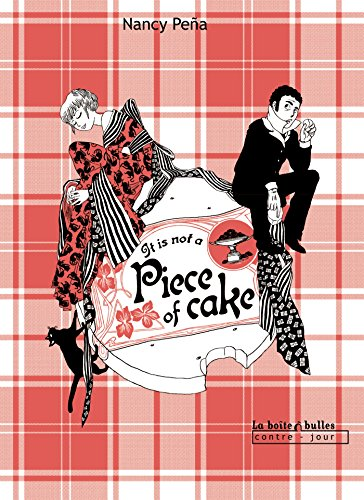 Le Chat du kimono T3: It is not a piece of cake