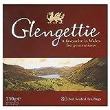 Glengettie Tea Bags 80 per pack - Pack of 2