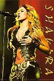 1art1 Shakira - Live (1303) Poster 91 x 61 cm