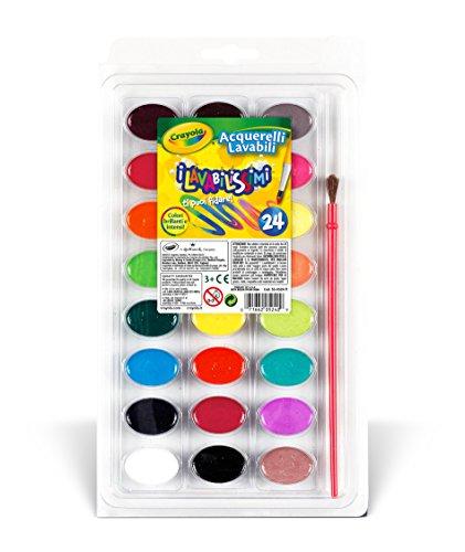 Kids' Watercolor Paint