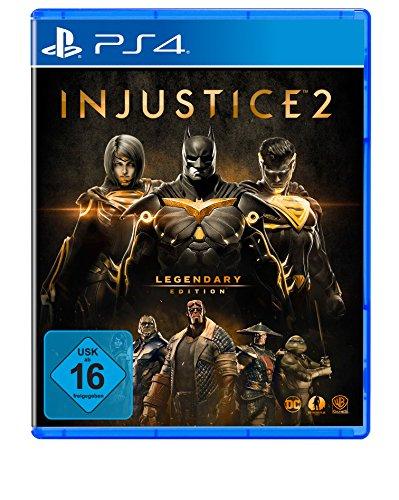 Injustice 2 - Legendary Edition - [PlayStation 4]