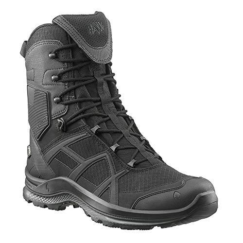 Haix Black Eagle Athletic 2.1 GTX high/Black Optimiertes Design - Mikrofaser-/Textil-Stiefel mit Gore-TEX. 45