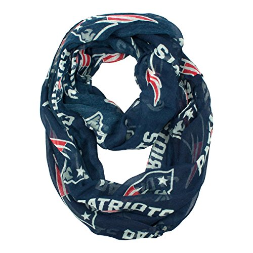Littlearth NFL Infinity Schal, Unisex Herren Mädchen Damen, Standard Color