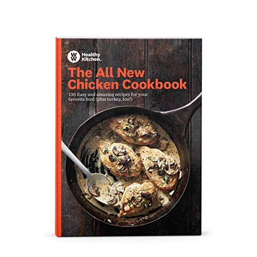 WW All New Chicken Cookbook - 130 Recipes with SmartPoint Values