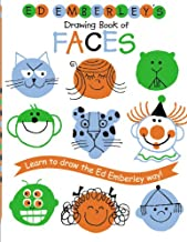 Ed Emberley's Drawing Book Of Faces (Turtleback School & Library Binding Edition) (Ed Emberley Drawing Books)