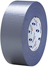 """Intertape Polymer Group 83689 Silver PE Film Backing/Natural Rubber/Resin Adhesive/PET Cloth Reinforcement Duct Tape, 18 psi, Tensile Strength, 179.79' Length, 1.88"""" Width (Pack of 24)"""