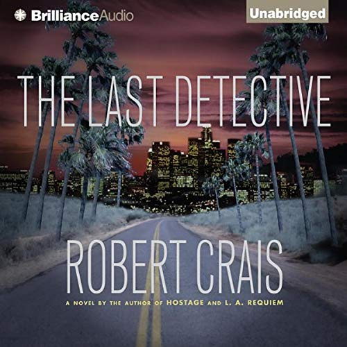 The Last Detective audiobook cover art