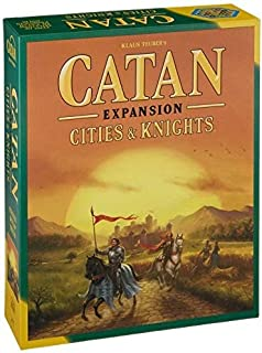 Catan: Cities & Knights Game Expansion 5th Edition [並行輸入品] 日本語マニュアル付き