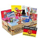 Ostprodukte Spezialitätenpaket DDR Ostpaket DDR Produkte Geschenkset Frau Geschenkbox Mann DDR Geschenkpaket