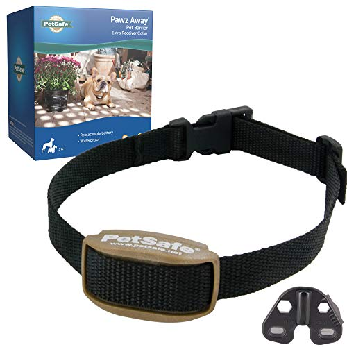 PetSafe Pawz Away Extra Receiver Collar for Cats and Dogs over 5 lb. -...
