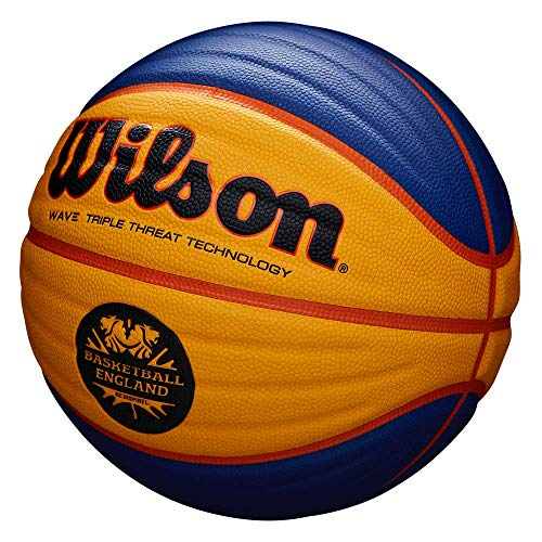 WILSON BE Fiba 3x3 - Balón de Baloncesto Oficial: Amazon.es ...