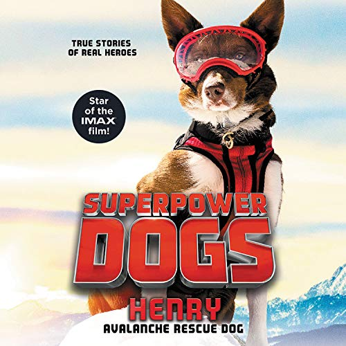 Superpower Dogs: Henry cover art