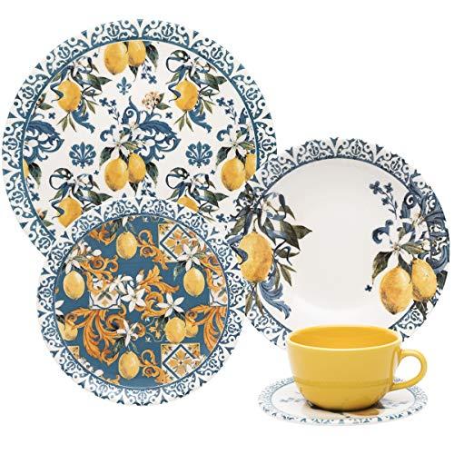 Aparelho de Jantar e Chá 20 peças INNI SICILIANO AMA2-5609.