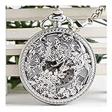Reloj de bolsillo elegante clásico.Reloj de bolsillo, reloj de bolsillo mecánico de Phoenix industrial vintage clásico, mejor cumpleaños, vacaciones, regalos conmemorativos, relojes antiguos para homb