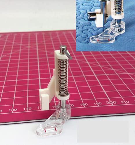 Máquina de coser eléctrica multifuncional que acolcha el pie de la prensa de Darning del bordado