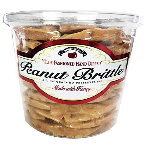 Our #1 Pick is the Brittle-Brittle Peanut Brittle