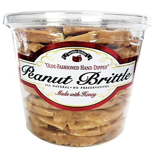 Brittle-Brittle Peanut Brittle, 42 Oz
