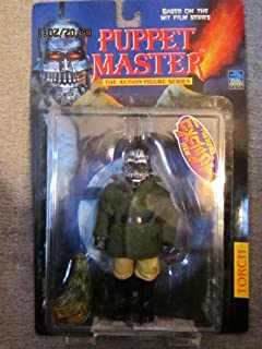 TORCH ORIGINAL 1998 ACTION FIGURE PUPPET MASTER Nick & Dent by FULL MOON TOYS