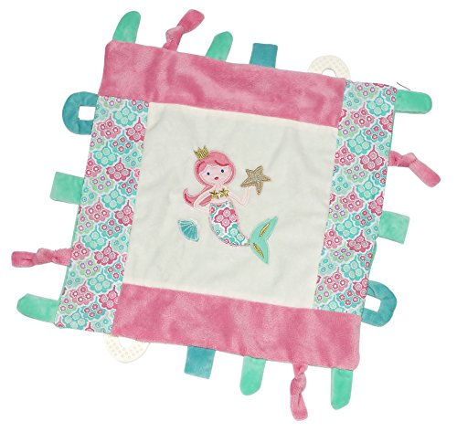 Maison Chic Multifunction Blankie, Coral The Mermaid