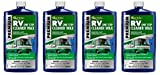 Star Brite  079632 Car Wash and Wax 32 Ounce Bottle (4)