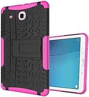 7 pollici Universale per Tablet Custodia Book Cover Tablet Protezione Case Astuccio Guscio marrone