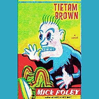 Tietam Brown audiobook cover art