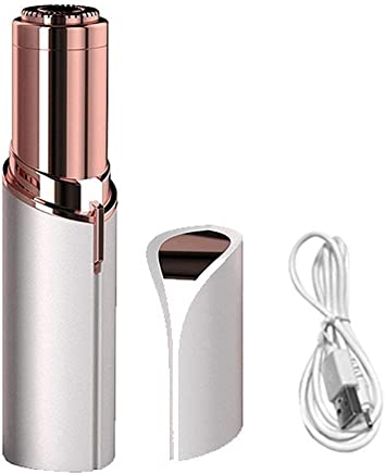 Rubia Women's Painless Facial Hair remover Eyebrows Remover Electric Trimmer Razor Shaver For Women
