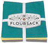 Best Flour Sack Towels - Now Designs Floursack Dishtowel Set of Three, Mallard Review