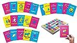 Tarjetas de presentación para videoconferencias, 22 diseños en 11 tarjetas premium para videoconferencias, kit de presentación en alemán
