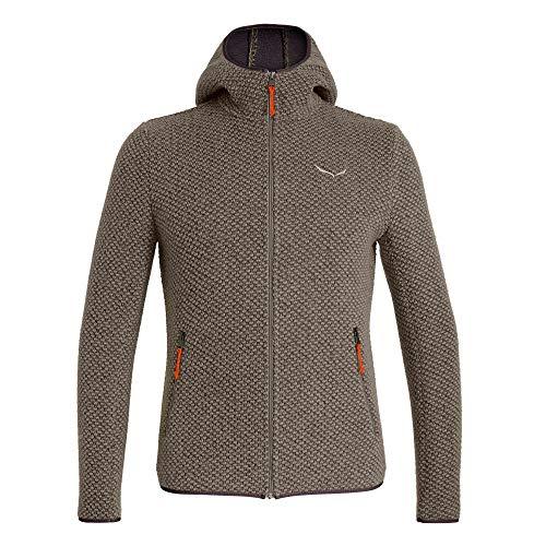 Salewa Herren Woolen Sweatshirt, Premium, Marineblau, XX-Large