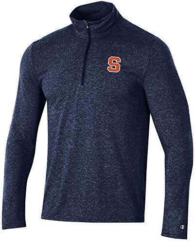 Gear for Sports Syracuse Orange 1/4 Zip Mens Field Day Outerlayer Top (X-Large)