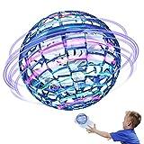 Xruison Flynova PRO Boomerang Flying Spinner Global UFO Palla Giocattoli Volanti Magic Controller Mini Drone per Bambini Adulti Interni Esterni