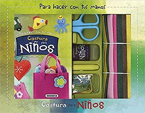 Costura para niños (Para hacer con tus manos)
