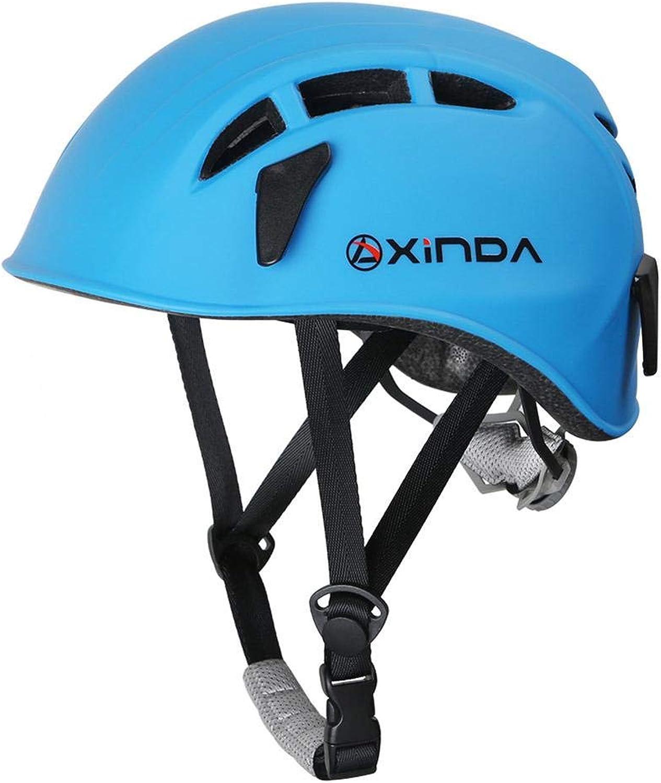 Calmson Outdoor Safety Equipment  Mountaineering Helmet Safety Helmet, Suitable for Outdoor Development Activities, Adventure Rescue Mountaineering