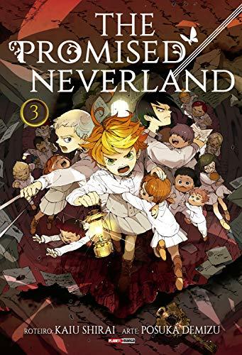 Promised Neverland - vol. 3 (Promissed Neverland)