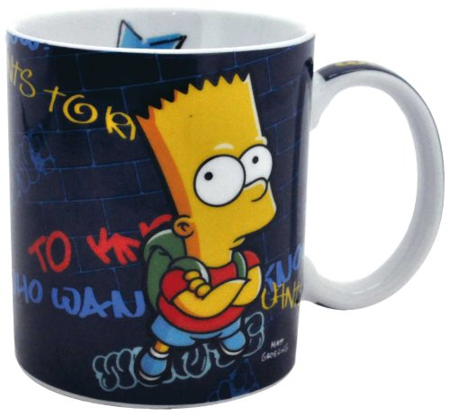 United Labels 0109507 - Simpsons Tasse - 320ml
