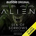 Alien: Sea of Sorrows cover art