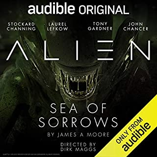 Alien: Sea of Sorrows cover art