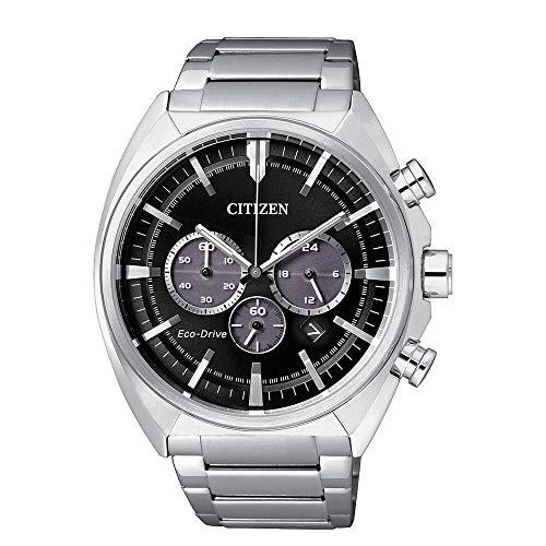 Reloj caballero Citizen Eco Drive crono